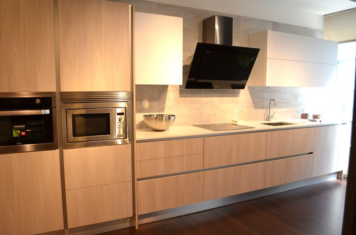 Nuevos espacios de cocina en nuestro showroom for Ultimas novedades en cocinas