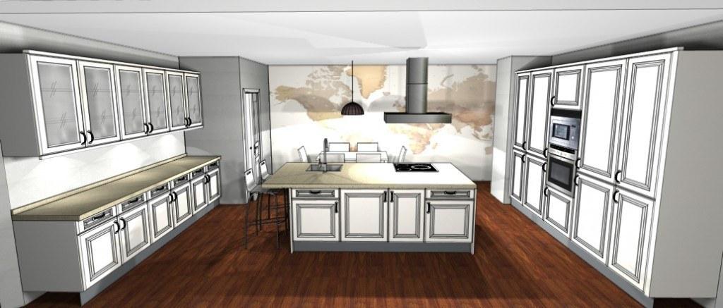 Cocinas r sticas el dise o perfecto - Diseno de cocinas online ...
