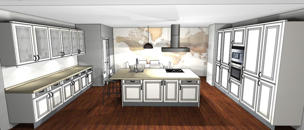 Cocinas r sticas el dise o perfecto - Exposicion de cocinas modernas ...