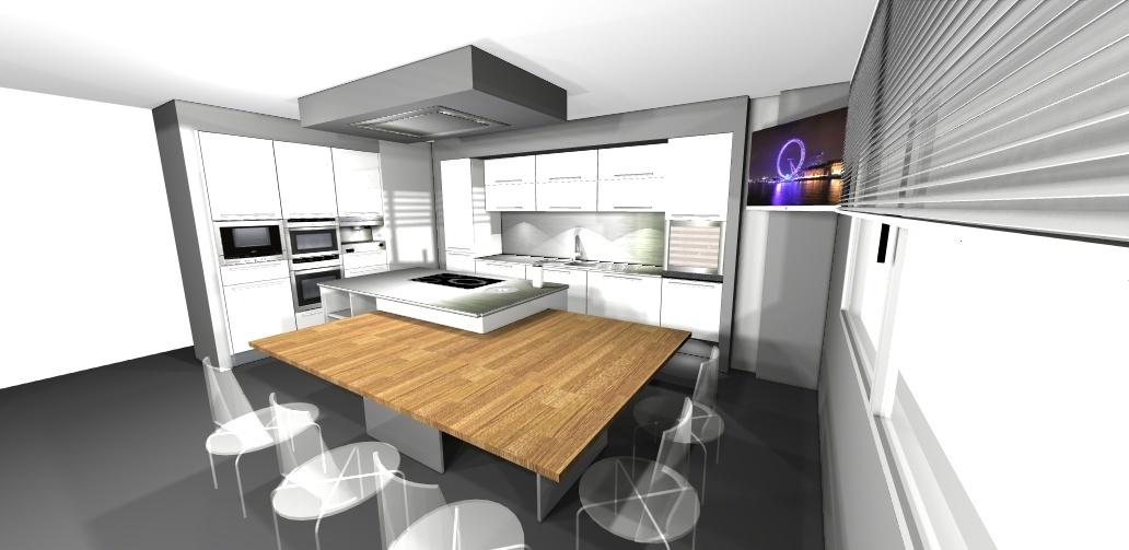 Showroom de eventos de muebles de cocina - Cocinas rio getafe ...