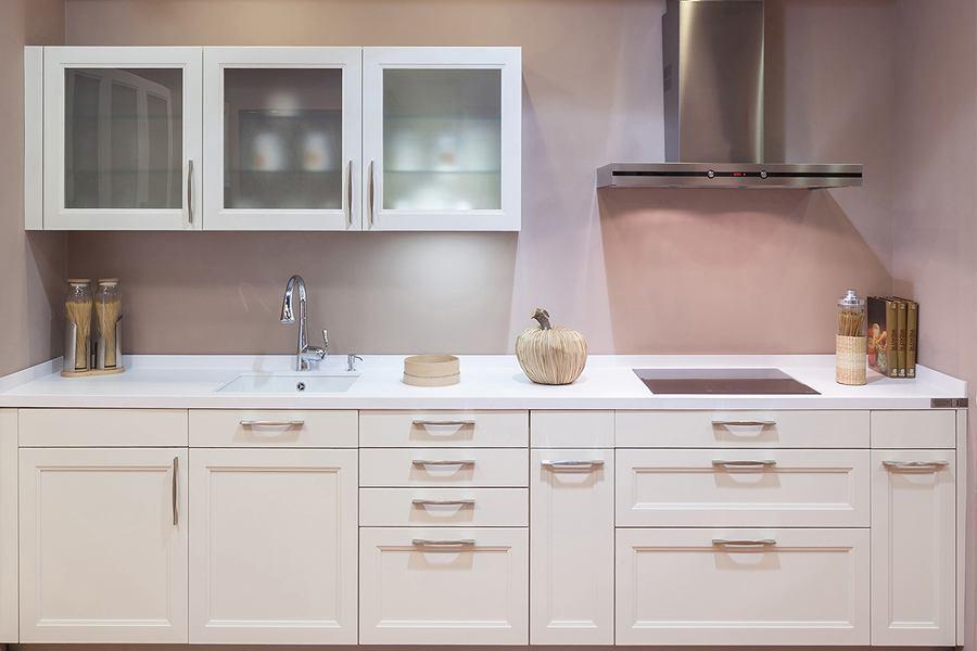 Cocinas blancas mil cocinas en una cocinas rio for Imagenes cocinas blancas