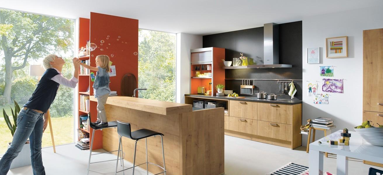 Muebles de Cocina - Modelo Bari - Cocinas Rio