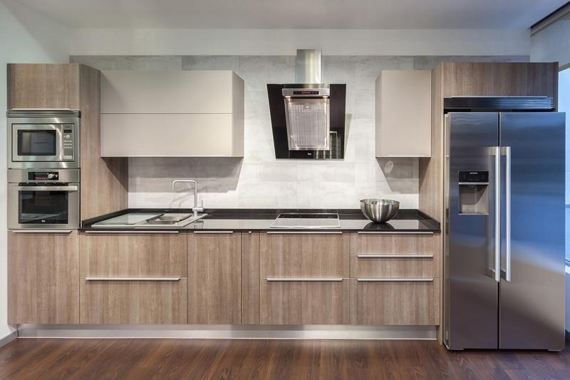 C mo se fabrica una cocina laminada cocinas r o - Laminados para cocinas ...