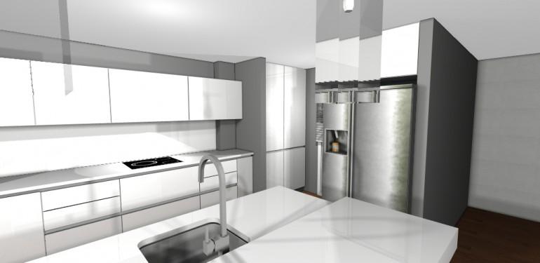 Presupuesto cocina online cocina moderna cocinas rio for Cocinas en linea