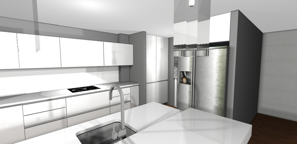Presupuesto cocina online cocina moderna cocinas rio - Muebles de cocina moderna ...