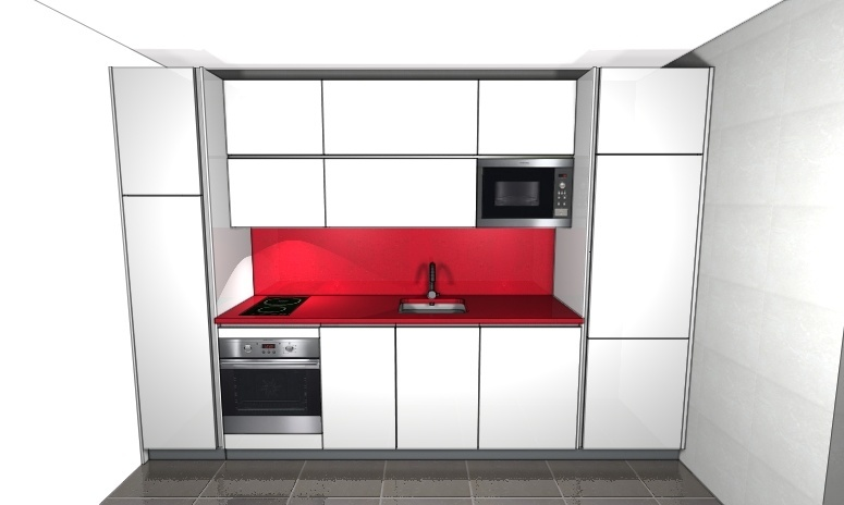 Presupuesto cocina online cocina r stica cocinas rio for Presupuestos cocinas