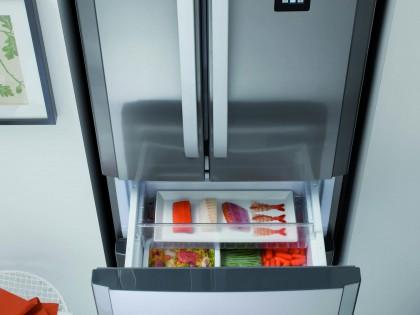 Hotpoint MTZ, un frigorífico con cajón de temperatura variable