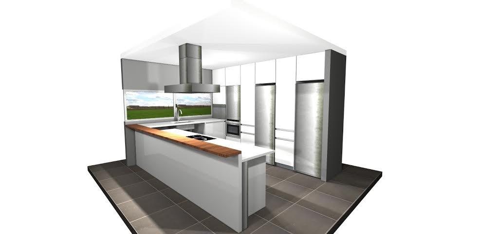 Cocinas adaptadas a la vanguardia del dise o - Ultimos disenos de cocinas ...