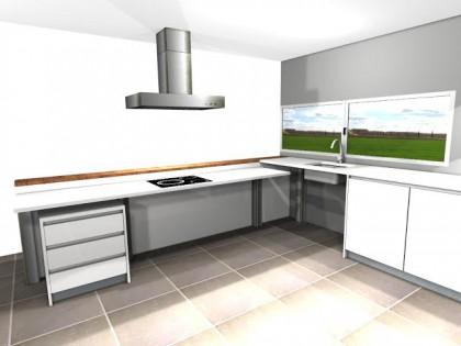 Diseño de Cocinas Adaptadas a la vanguardia del diseño