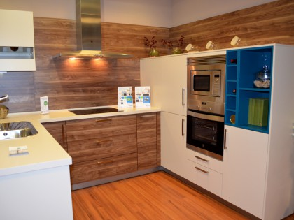 Nuevas cocinas en Liquidación: Modelo Nova y GattoVision