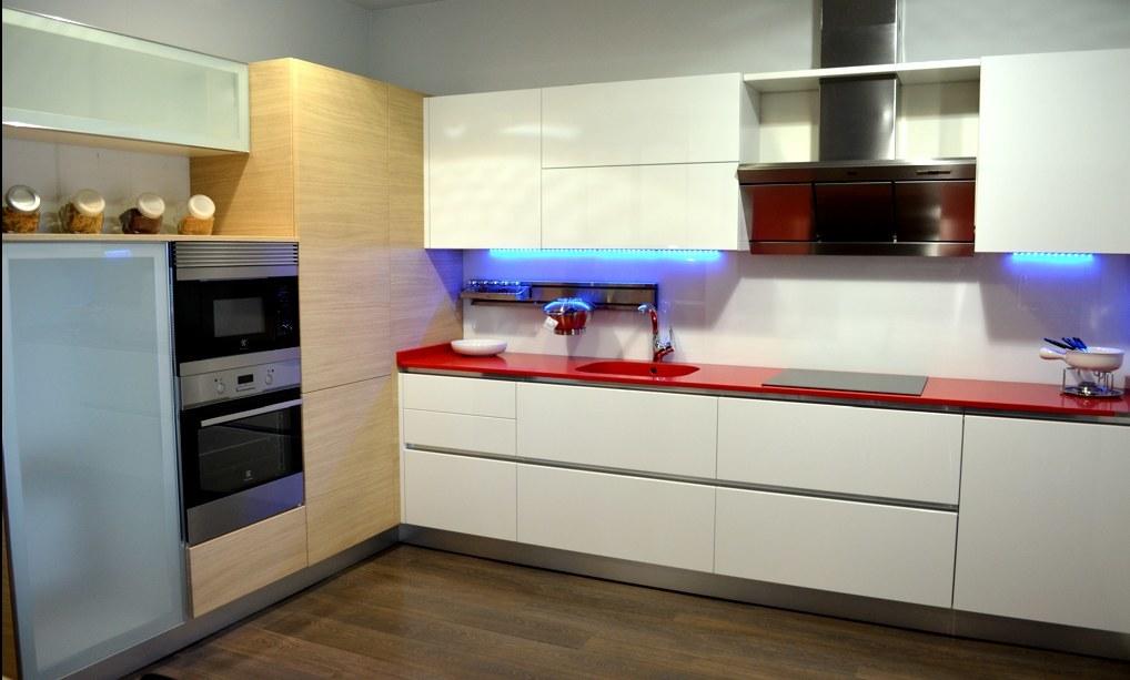 El mundo de los tiradores de cocina cocinas rio - Tiradores para muebles de cocina ...