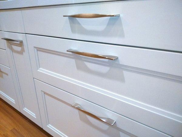 El mundo de los tiradores de cocina cocinas rio - Tiradores de puertas de cocina ...