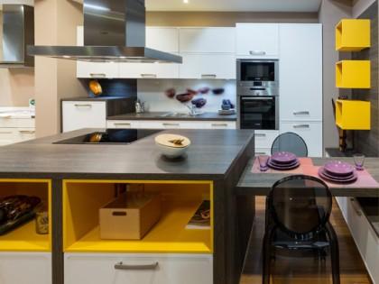 Siente la fuerza que proporciona una cocina con un buen diseño
