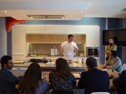 Cocinas Rio y Neff se unen para realizar un evento a lo grande