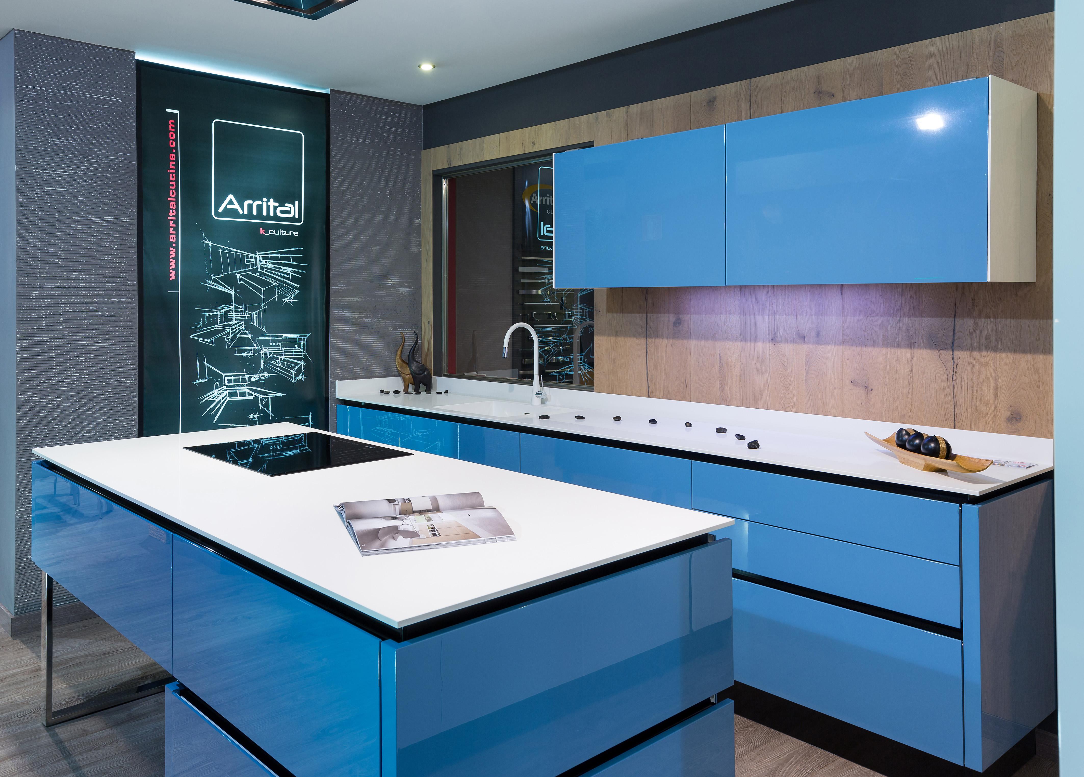 Genial exposicion cocinas madrid fotos cocinas rio for Cocinas modernas madrid