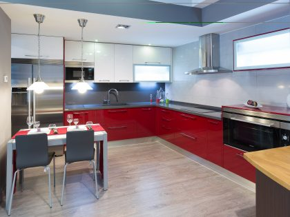 Cocinas rio muebles de cocina cocinas modernas madrid - Ver modelos de cocinas modernas ...