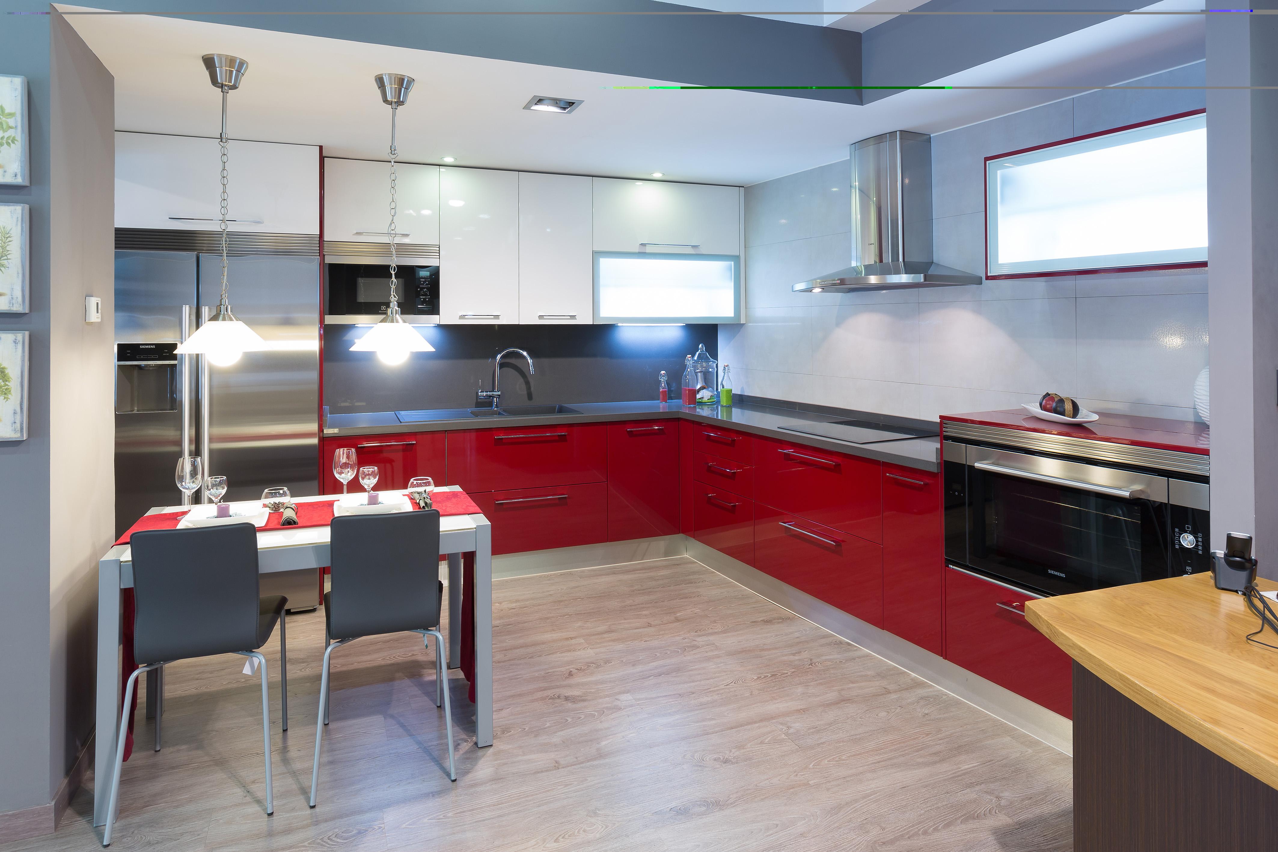 Nuevas cocinas en liquidaci n para renovar nuestra - Exposicion de cocinas modernas ...