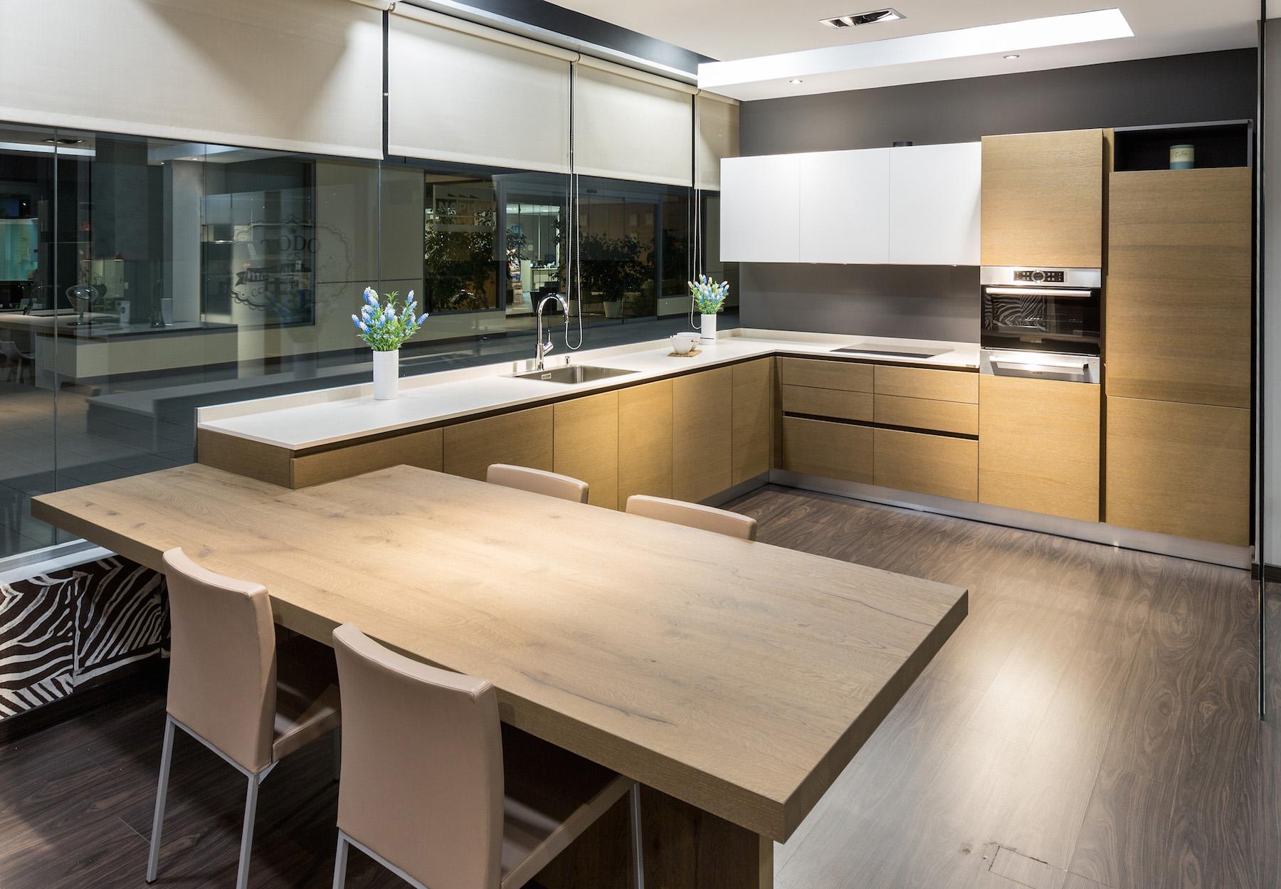 19 hermoso venta cocinas exposicion galer a de im genes - Muebles de cocina mostoles ...