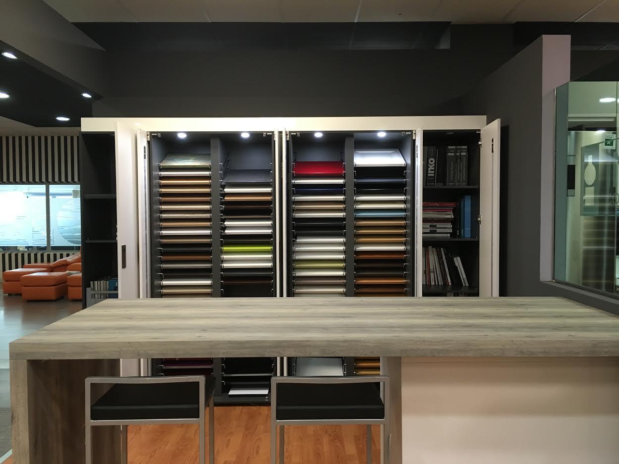 Estrenamos nuevas cocinas en el showroom de Cocinas Rio en Getafe ...