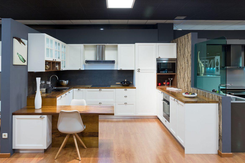 No hay l mites para la comodidad y el dise o en el - Exposicion de cocinas modernas ...