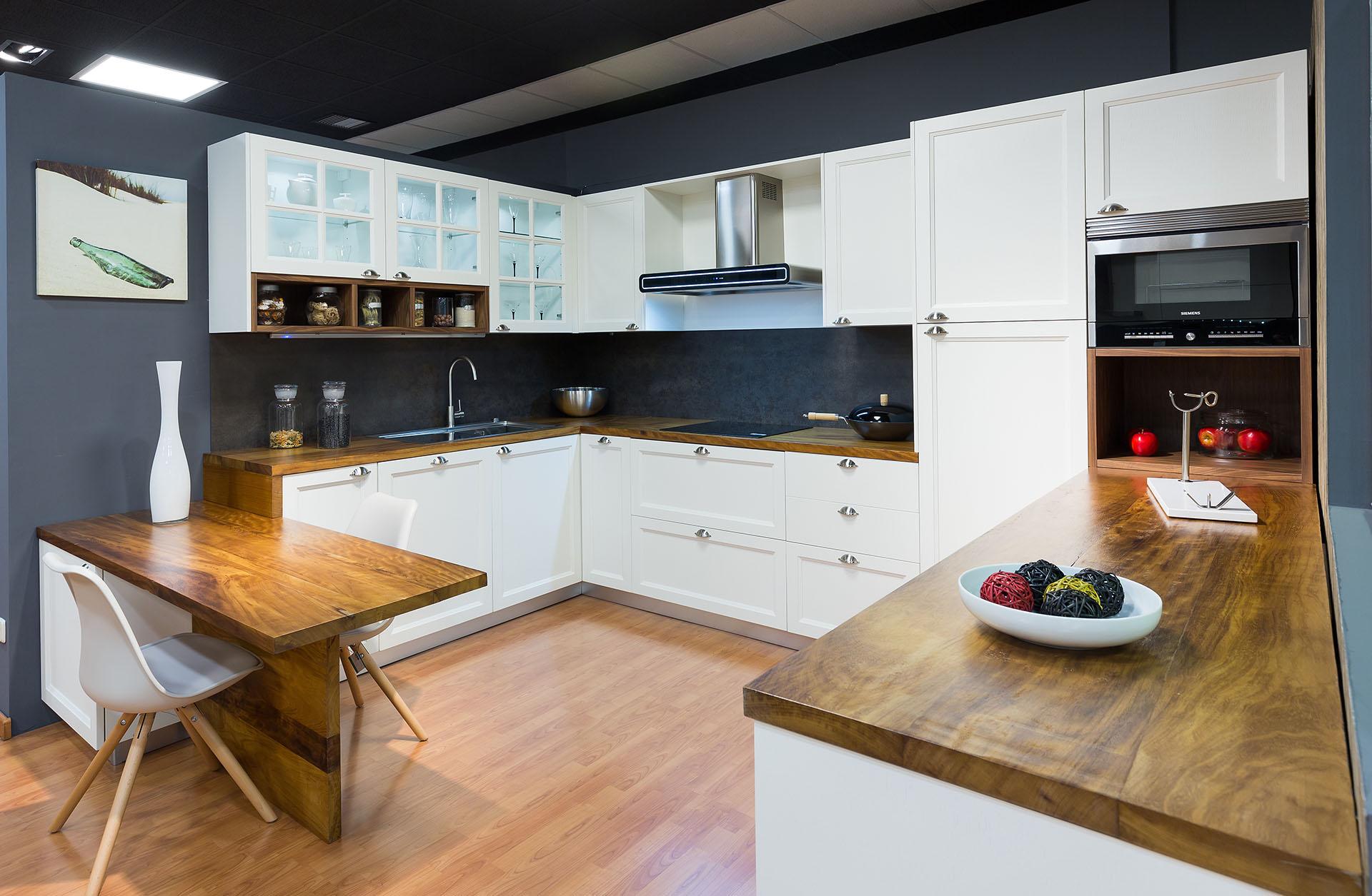 No hay l mites para la comodidad y el dise o en el for Mobiliario para cocina