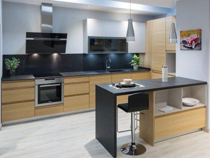 La madera, el referente de una cocina con estilo