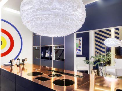 'Día y Noche en Cocina Azul' nuestro diseño para Casadecor 2019